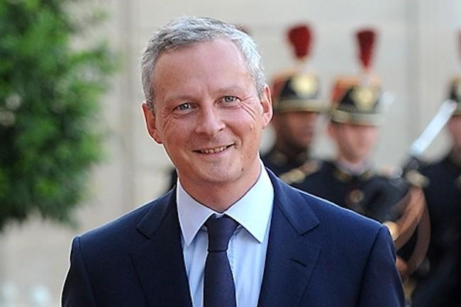 Bruno Lemaire, ministre de l'Economie et des Finances, marche dans les pas de la French Tech avec sa French Fab. (Crédit D.R.)