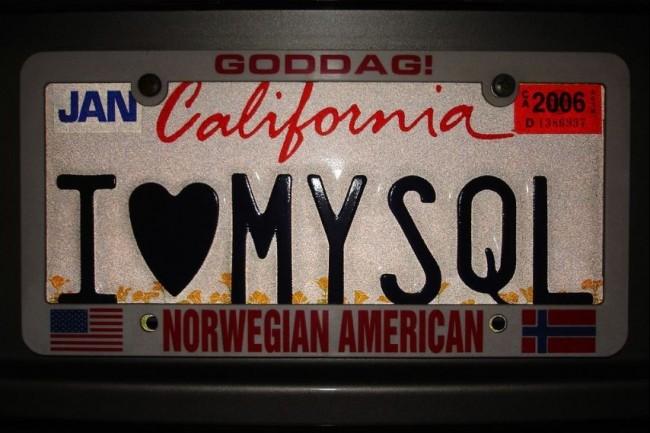 MySQL bénéficie d'une aura très importante parmi la communauté mondiale des développeurs. (crédit : Kevin Severud / Creative Commons)