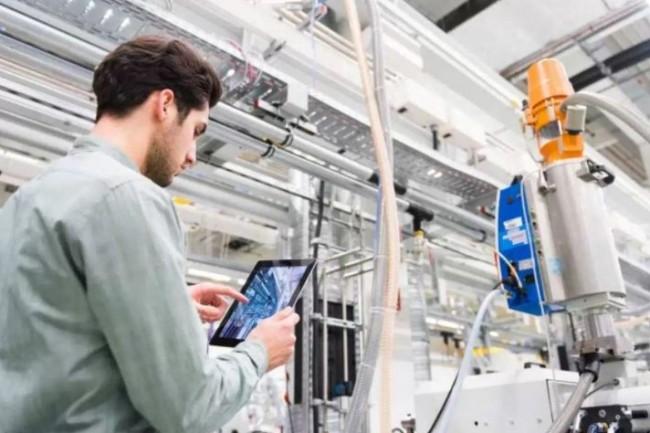 Mobilité, cloud et IoT s'immisce dans les usines et maintenant pour les systèmes d'exécution de la fabrication. (HPE)