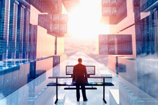 La croissance revient sur le marché de l'IT. (Crédit D.R.)