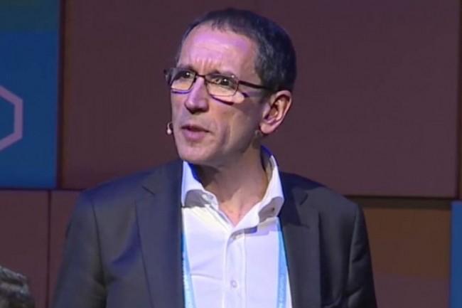 Spécialiste du digital et de l'international, patron de division expérimenté, Denis Machuel gagne ses galons de DG. (crédit : D.R.)