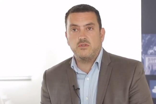 Franz Jarry, délégué général de l'association ADN'Ouest, est l'un des organisateurs de Digital Change 2017. Crédit. D.R.
