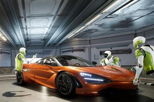 Nvidia propose avec Holodeck une plateforme de collaboration haute résolution autour des projets de réalité virtuelle. (crédit : Nvidia)