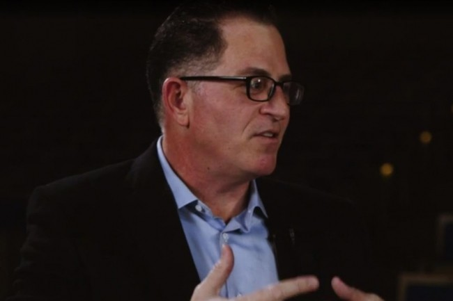 L'IoT représente un tournant majeur dans la stratégie de Dell Technologies, dirigée par Michael Dell. (crédit : D.R.)