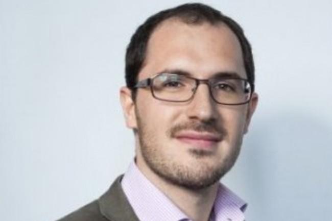Présent chez Neoxia depuis 2012, Clément Seguy s'est vu confier la direction opérationnelle du bureau grenoblois de l'ESN. (Crédit photo : D.R.)