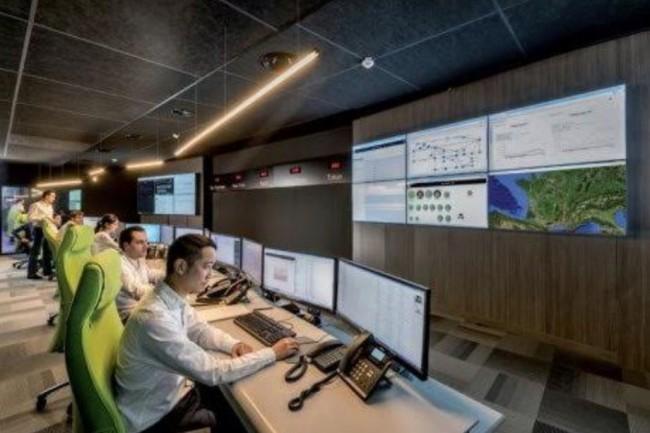 Le centre de supervision IMS Network travaille pour Pierre Fabre. (crédit : D.R.)