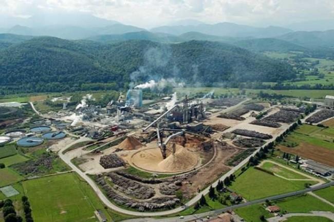 L'usine Fibre Excellence de Saint-Gaudens est supervisée depuis le siège de Labège.(Crédit D.R.)