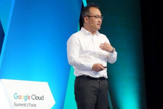 Le co�t et les performances n'ont pas �t� les seuls crit�res pour choisir la plateforme cloud de Google, a expliqu� hier Fran�ois Nguyen, chief data officer de La Redoute. (cr�dit : M.G.)