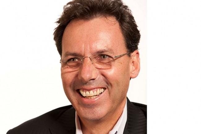 Pascal Houillon, directeur général de Cegid depuis mars 2017, a succédé à Patrick Bertrand aux commandes depuis 15 de l'éditeur de logiciels de gestion. (crédit : D.R.)