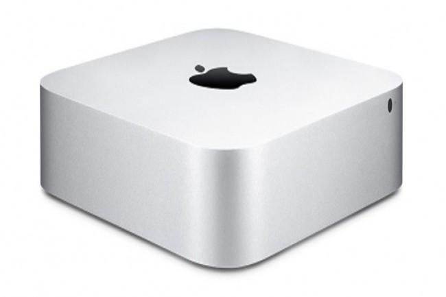 Le Mac Mni d'Apple devrait bientot refaire surface d'après les déclarations du CEO Tim Cook. Crédit. D.R.