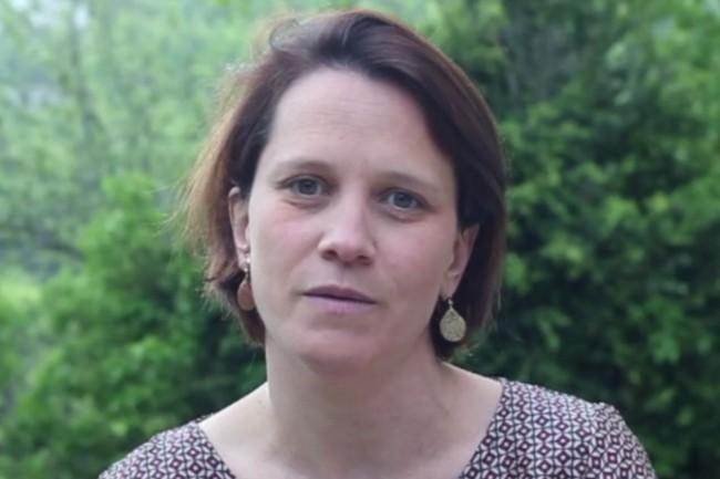 Célia de Lavergne, députée LREM de la Drôme, est la parlementaire en charge, pour le numérique, de la consultation sur le plan d'action pour la croissance et la transformation des entreprises.