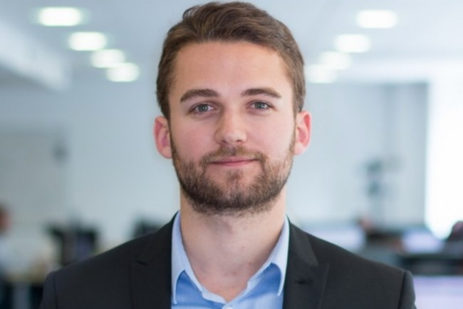Mikael Witwer était le directeur commercial SEM SMO d'Effilab avant de rejoindre Kamp'n. (Crédit : D.R.)