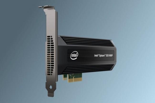 Intel a déclaré l'Optane SSD 900p peut améliorer jusqu'à x4 les performances d'une station de travail. Pour les utilisateurs grand public, ce sont les gamers qui profiteront le plus des capacités de ces Optane. (crédit : D.R.)