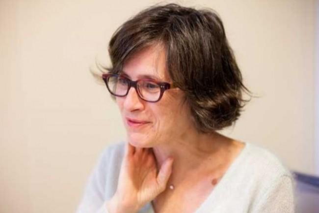 En poste depuis quatre ans, Michèle Fouchard, DSI de Naval Groupa profondément renouvelé l'IT.(crédit : Alexia Perchant)