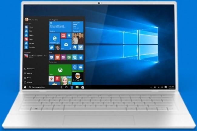 Après le 31 décembre 2017 il sera définitivement trop tard pour bénéficier d'une mise à jour gratuite vers Windows 10. (crédit : Microsoft)