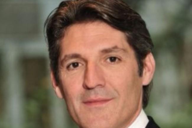 Laurent Dechaux a passé 22 ans chez Oracle avant de rejoindre Sage. (crédit : D.R.)