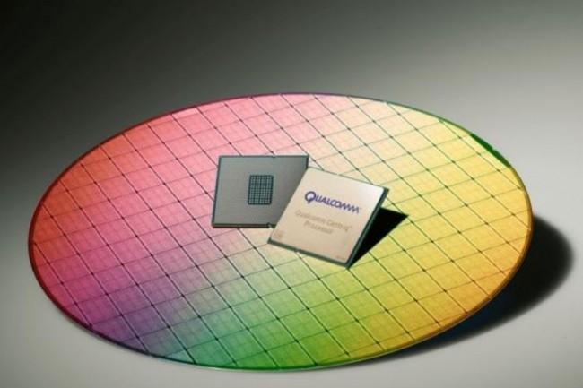 Le processeur Centriq 2400 de Qualcomm (Crédit : Qualcomm)