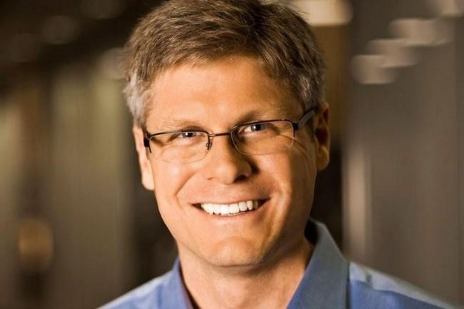 Pour Steve Mollenkopf, CEO de Qualcomm, aucune autre entreprise n'est mieux placée que la sienne dans l'industrie des semi-conducteurs pour la mobilité, l'IoT et le réseau. (crédit : D.R.)