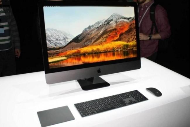 Le prochain iMac Pro sera l'un des plus puissants fabriqués par Apple. (crédit : Roman Loyola)
