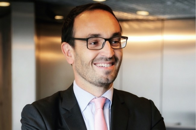 Thomas Cazenave a précédemment été directeur général adjoint de Pôle Emploi où il a  suivi la stratégie numérique. (Crédit : DITP)