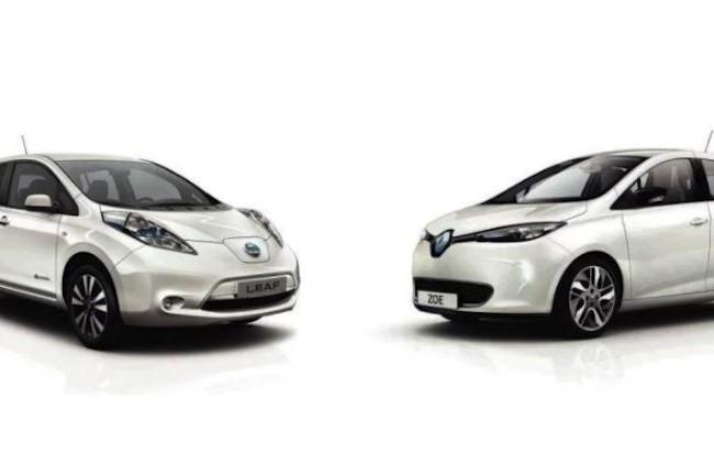 Comme pour les voitures, Renault a suivi l'exemple de Nissan pour déployer la plateforme RH de Workday. (Crédit Renault/Nissan)