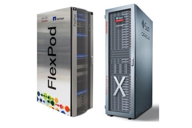 Les plateformes convergées apportent plus de souplesse pour déployer des milliers de VM en local et avec débordement dans le cloud si besoin.