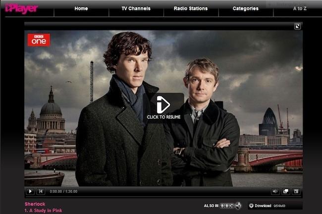 Le passage d'iPlayer aux microservices apporte des avantages incontestables pour la BBC. (Crédit BBC)