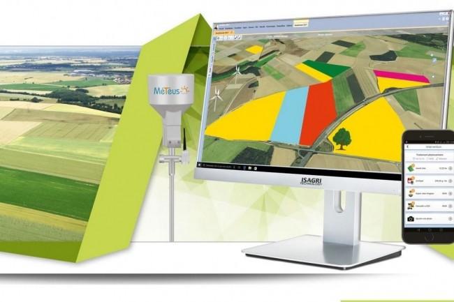 Isgari permet à des demandeurs d'emploi de devenir développeur dans le domaine des logiciels agricoles. (Crédit. D.R.)