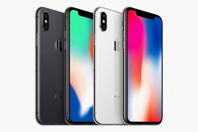 Le prix salé de l'iPhone X ne décourage pas les consommateurs. (Crédit Apple)