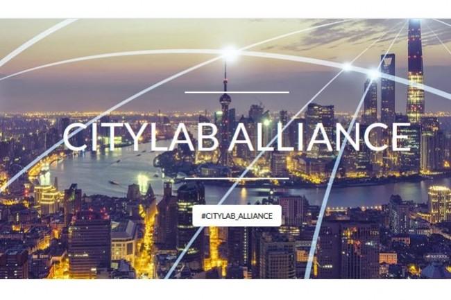 Le hackathon CityLab Alliance consiste à imaginer des services et objets permettant de mieux communiquer dans les villes. Crédit. D.R.
