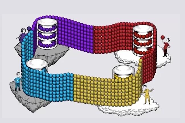 Elastifile propose un système de fichiers distribué travaillant avec de la flash en local et débordant vers le cloud pour les données froides. (Crédit Elastifile)