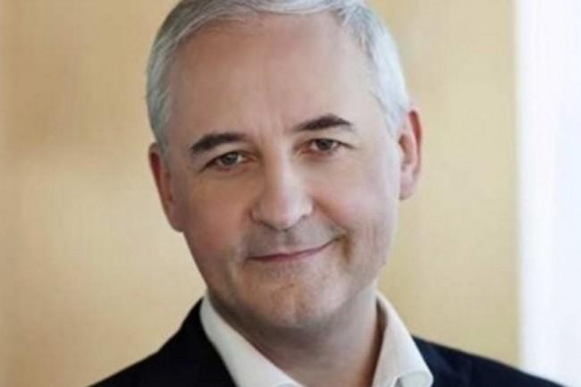 Pour le directeur général de BPCE, François Pérol, le numérique permet de conquérir de nouveaux clients, de transformer les salariés et d'améliorer la profitabilité de la banque (crédit BPCE). crédit : D.R.