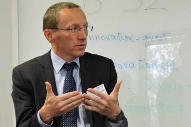 Un homme de l'interne et de l'informatique, Christophe Rauturier, devient CDO de Groupe PSA. (crédit : D.R.)