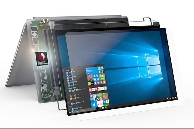 Qualcomm envahit le territoire d'Intel avec des PC Snapdragon qui privilégient l'autonomie de la batterie par rapport aux performances.