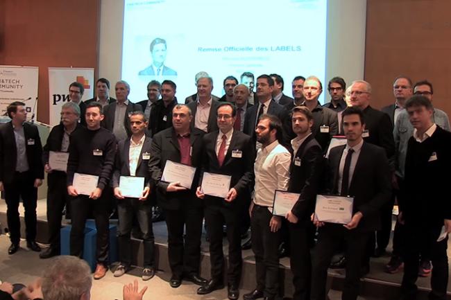 Dreamquark élue fintech de l'année par Finance innovation