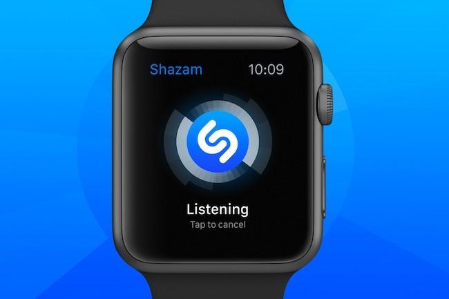 Shazam sera disponible sur tous les devices d'Apple (Crédit : Shazam)