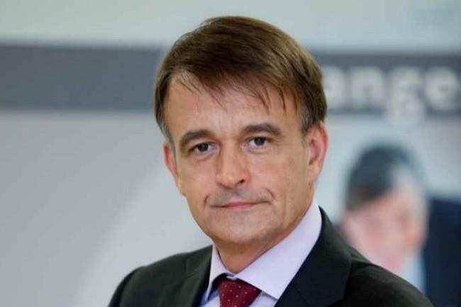 Ancien vice-président du club des Utilisateurs de SAP Francophones Patrick Geai en devient le président . (Photo : USF)