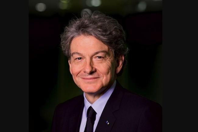 Après Siemens IT, Bull et Xerox ITO, Thierry Bretron, PDG d'Atos, compte bien ajouter Gemalto à son tableau de chasse. (Crédit Atos)