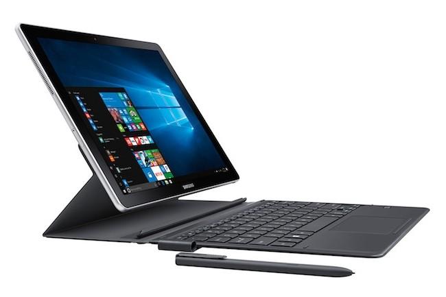 Les ventes de PC et tablettes vont baisser de 1,5% par an en Europe de l'Ouest jusqu'en 2021. (Crédit Samsung)