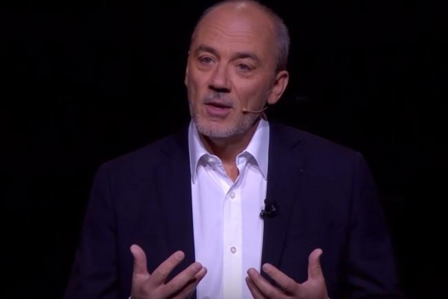 Stéphane Richard, PDG d'Orange, n'a pas refusé à briguer un troisième mandat à la tête du premier opérateur télécoms français. (crédit : D.R.)