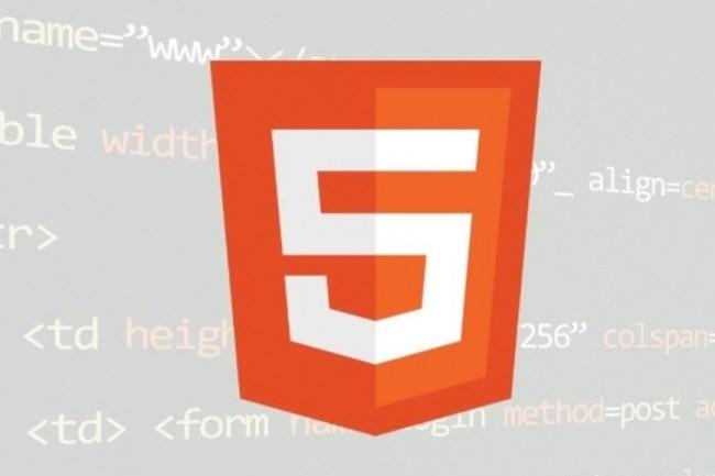 La V5.2 du langage web HTML s'est allégée de certaines fonctionnalités obsolètes. (crédit : D.R.)