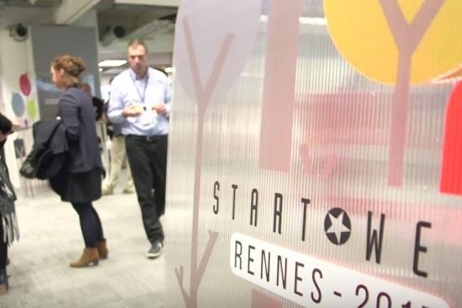 L'an dernier, 24 porteurs de projets ont obtenu un financement par l'intermédiaire de Start West. (crédit. Rennes Atalante)