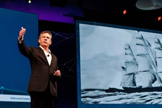 Rob Carter,vice-président exécutif et DSI de FedEx, a économisé des centaines de millions de dollars en éliminant des technologies redondantes et legacy avec Apptio. (crédit : Apptio)