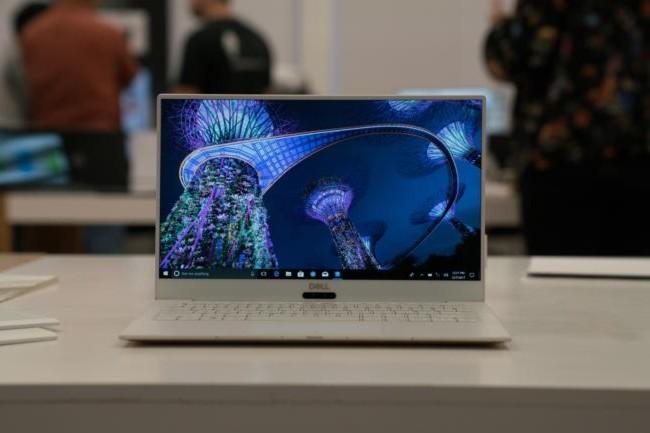 Design revu pour le Dell XPS qui a fait sa première apparition au CES. (Credit: IDG/Dan Masaoka)