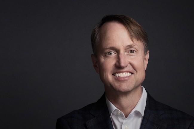 Greg Hughes revient chez Veritas pour occuper cette fois le siège de CEO.  (Crédit : D.R.)