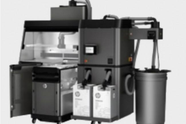 Nouvel acteur de l'impression 3D, HP capte désormais 9% de parts de marché en valeur sur le segment industriel/professionnel grâce à un modèle comme le HP Jet Fusion 421. (crédit : D.R.)