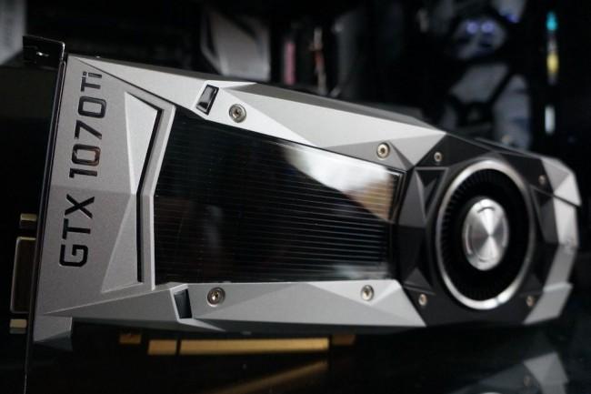 Nvidia propose un patch pour corriger la deuxième variante Spectre (CVE-2017-5753) pour ses cartes graphiques dont la GTX 1070 TI 7. (crédit : Brad Chacos / IDG)