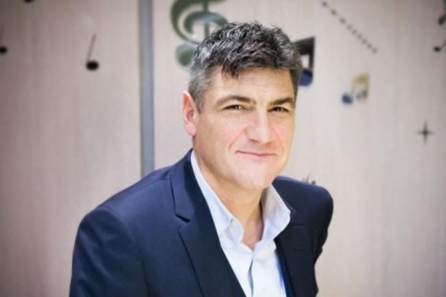 Le nouveau DSI de la SACEM, Pascal Roche, détaille les grands projets IT de la société de gestion collective. (crédit : Alexia Perchant)