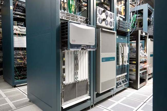 Cisco occupe toujours la première place des fournisseurs IT dans les datacenters. (Crédit Cisco)