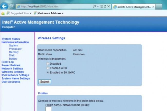 La faille dans Intel Active Management Technolgy impacte potentiellement des millions de PC dans le monde. (crédit : D.R.)